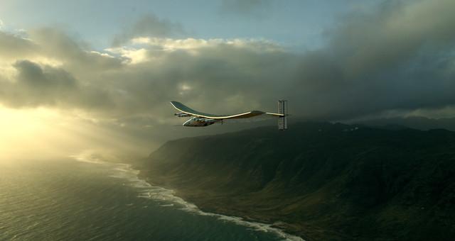 Solar Impulse Planet Power