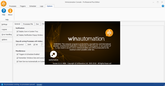 Cracked - WinAutomation Professional Plus 8 0 0 4886 | Download