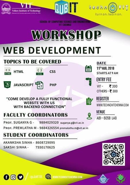 webdevelopment poster