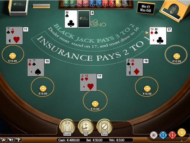 Blackjack Online For US Players