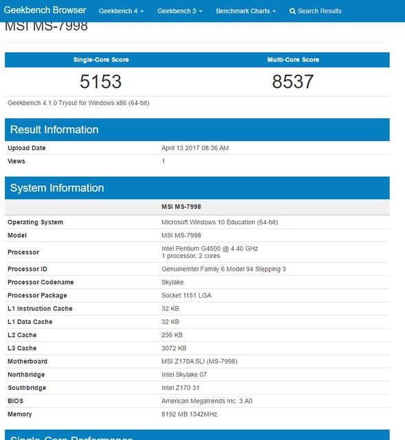 taktovanie cpu i5 6500