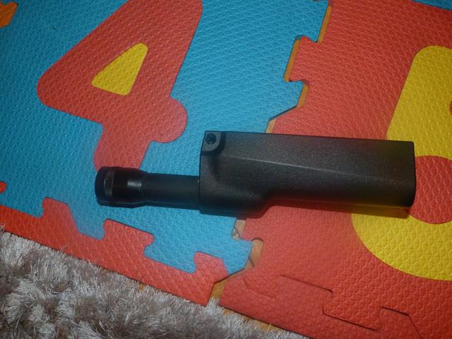 Guardamanos linterna MP5 1