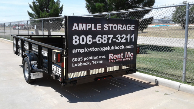 Trailer for Ample Storage