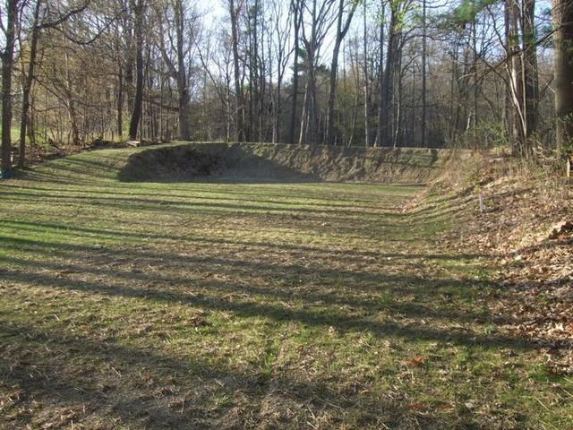 outdoor shooting range target practice