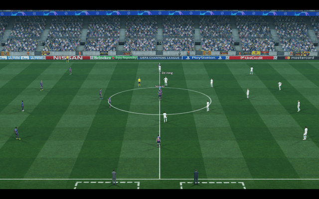 Full Update UEFA Champions League New Season 2018/19 For PES 2013 Gameplay_tool_11_11_46_957