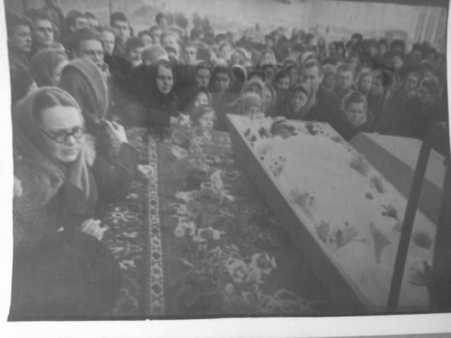 Dyatlov pass funerals 9 march 1959 38