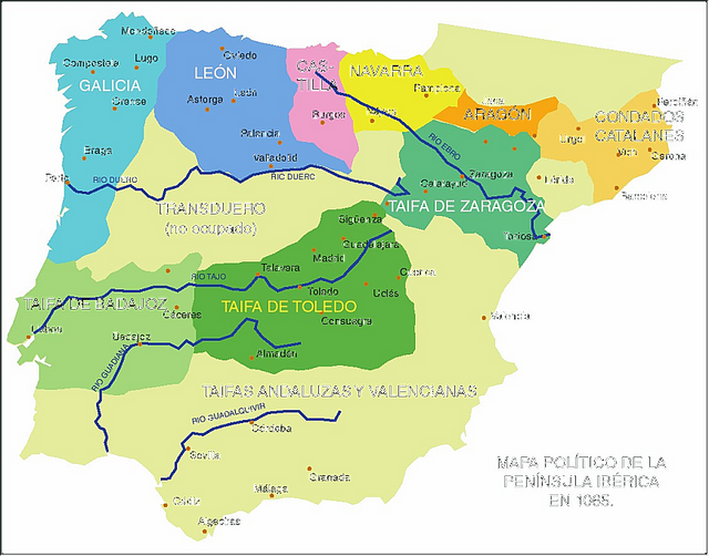 La Taifa del Toledo TaifaT