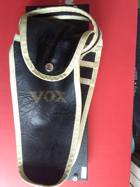 Vox cover leather
