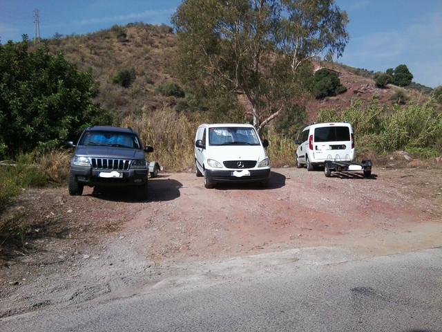verificacion parte de la Loja 500 trail 18 Foto5434_LI