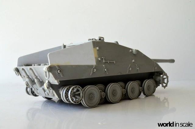 Jagdpanzer E-100 - 1/35 of Trumpeter 28516827_1003605299806985_465522029710458423_o