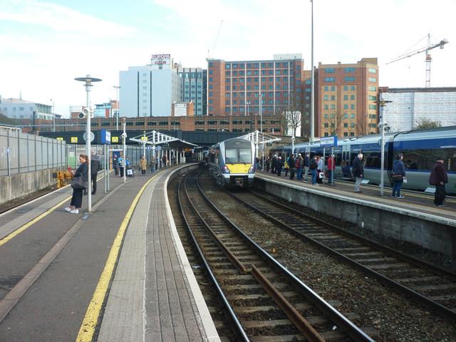 MSTS routes in Open Rails - Irish Enterprise North P1050490