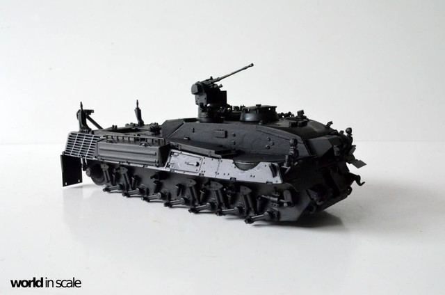 Bergepanzer WISENT - 1:35 of Perfect Scale 29386609_1011985015635680_2485157352655814656_o