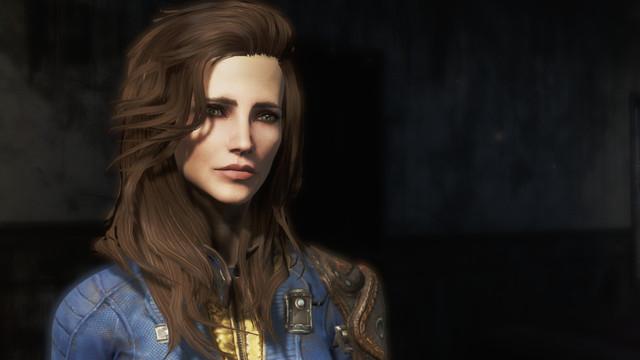 Melisandre Lara Kerrigan Female Preset At Fallout 4