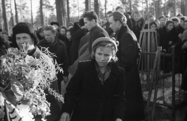 Dyatlov pass funerals 9 march 1959 24