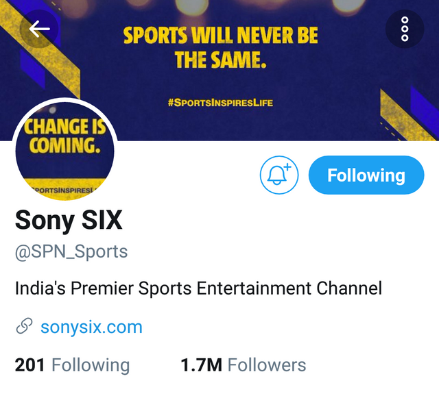 Breaking News - Sony to rebrand Ten sports channels next month