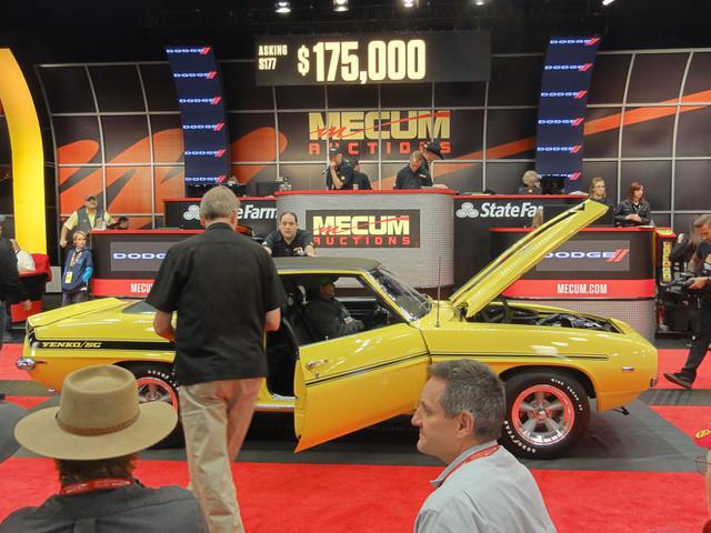 Mecum Auction 2018