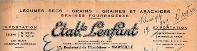 BOULEVARD DE PLOMBIERES N 17 1950