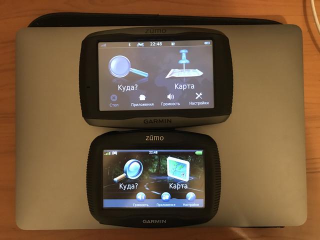 Garmin Zumo GPS setup & ask for suggestion - Suzuki Burgman Forum