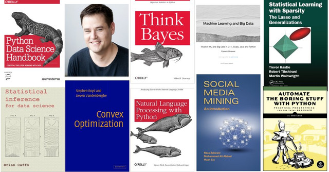 Top tweets, May 23-29: 10 More Free Must-Read Books for #MachineLearning and #DataScience