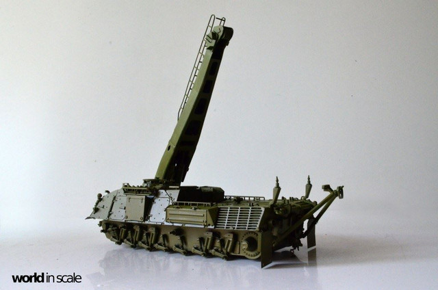Bergepanzer WISENT - 1:35 of Perfect Scale 29063818_1016201441880704_4067457177316928648_o