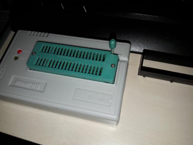 Neo Diagnostics BIOS + M1 pour tester mon slot Z80 error DSC_0964