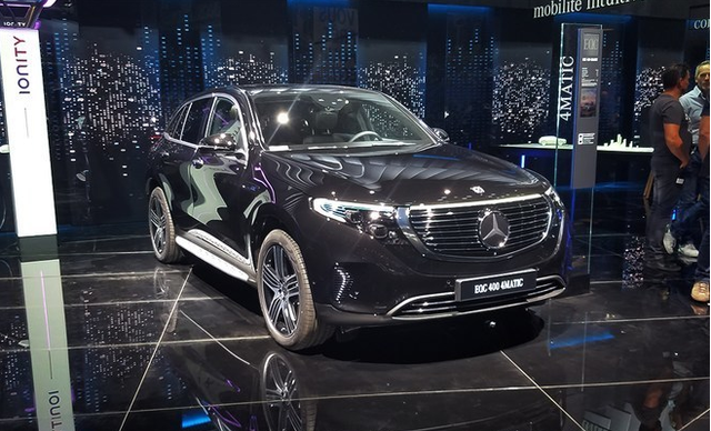 2019 - [Mercedes-Benz] EQ C - Page 6 Eqca