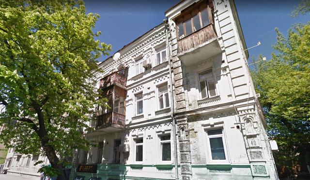 вул. Почайнинська,40