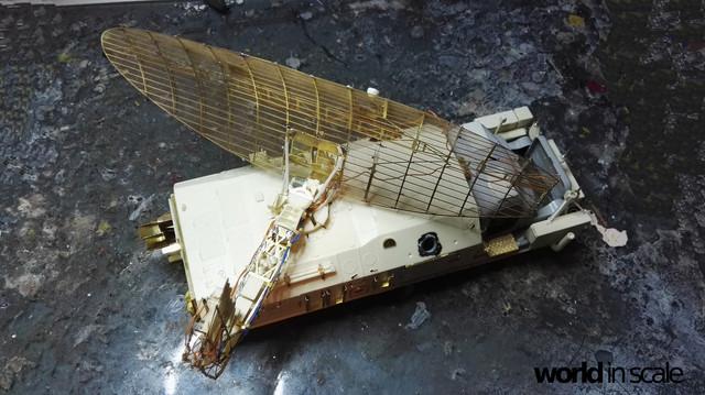 "P-40 ""Longtrack""-Radar - 1:35 v. Trumpeter, Panzershop, ... IMG_20180111_071423"