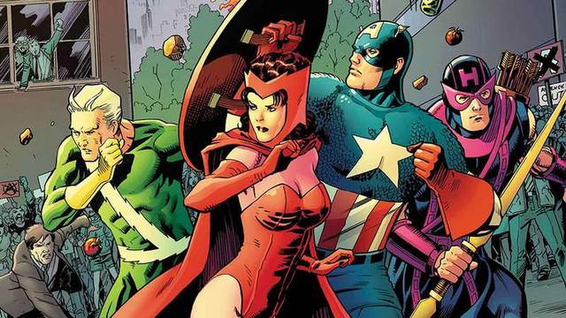 Ai mới là người báo thù mạnh nhất trong Avengers phiên bản Comic? (P.2)