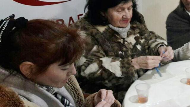 """Зустріч групи """"Халев"""" - лютий 2018"""