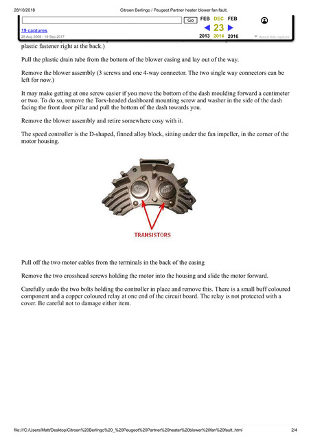 [Image: Peugeot-Partner-heater-blower-fan-fault-2.jpg]