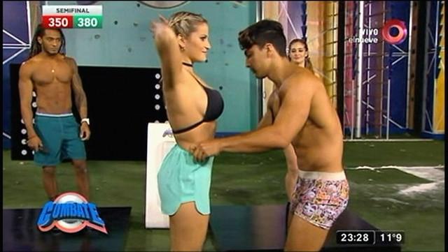 Vicky Mariana Combate 100617 23