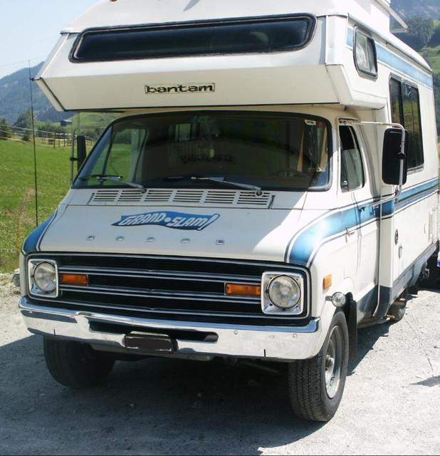 camping car europe    les anciens et le futur de fralise 81