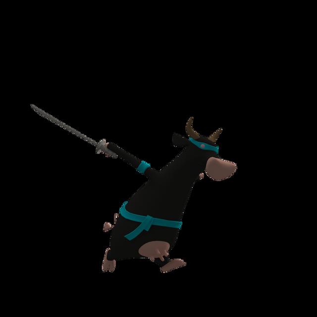 Cow_ninja