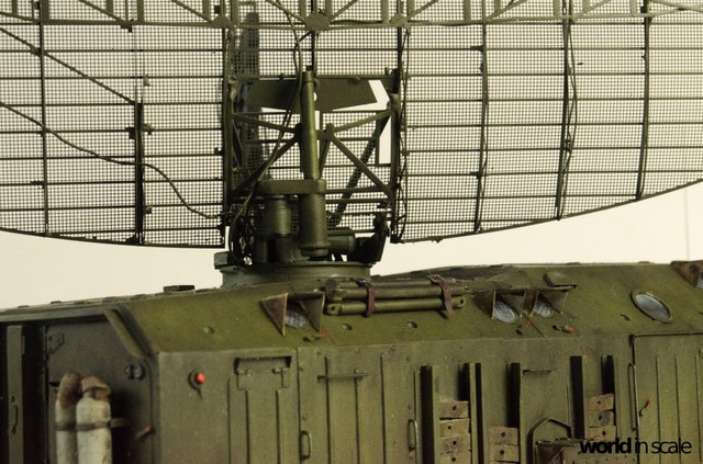 "P-40 ""Longtrack""-Radar - 1:35 v. Panzershop, Trumpeter, Friul, ... 6"