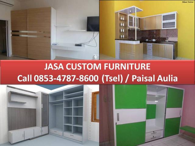 Harga Lemari Baju N Meja Rias di Surabaya Jasa Custom