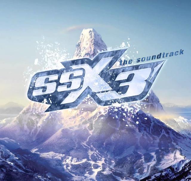 SSX3 soundtrack album