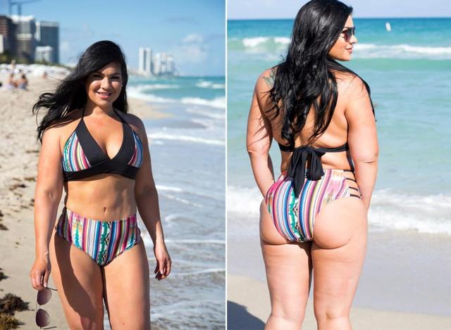 marlene_shows_curves_beach