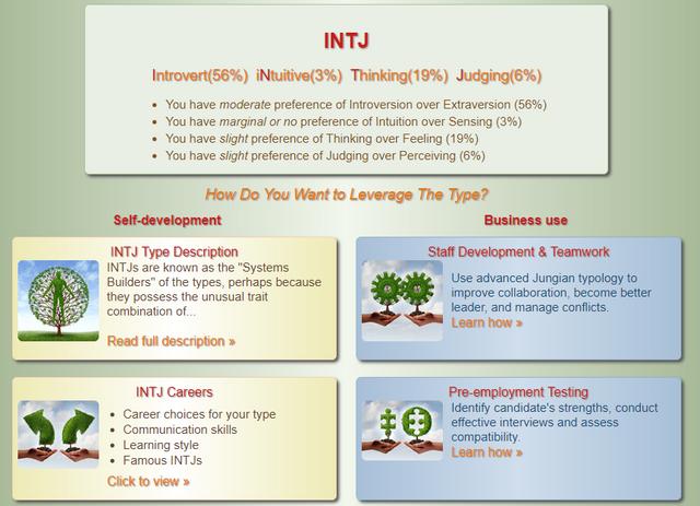 QUIZ] Jung Typology Test (Personality Test) - Epistemologi