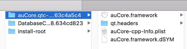 build-folder