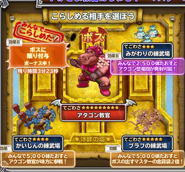【いかさま教官あらわる! マスターの金貨袋を取り戻せ!】 2018/5/15(火)