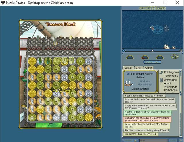Puzzle Pirates Defconfour 2