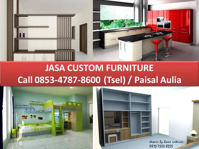 Biaya Pembuatan Kitchen Set Kompor Tanam Surabaya Jasa Custom