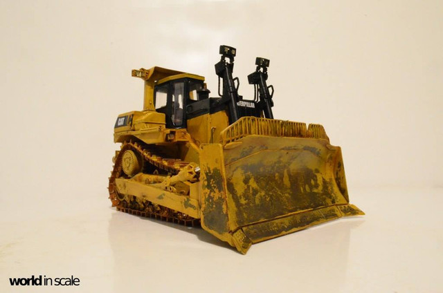 Caterpillar D6K Bulldozer - 1/35 by MMK Models 25626213_960246154142900_7666654942424453863_o