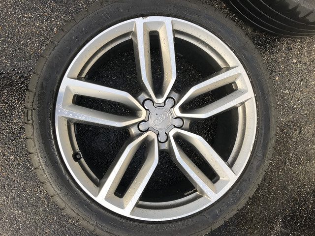 For Sale Audi Sq5 Wheels 21 Inch Used