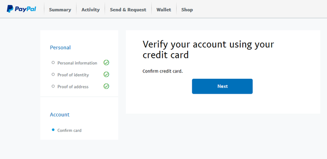 Paypal EU 2500€ limit vcc - eBay Suspended & PayPal Limited