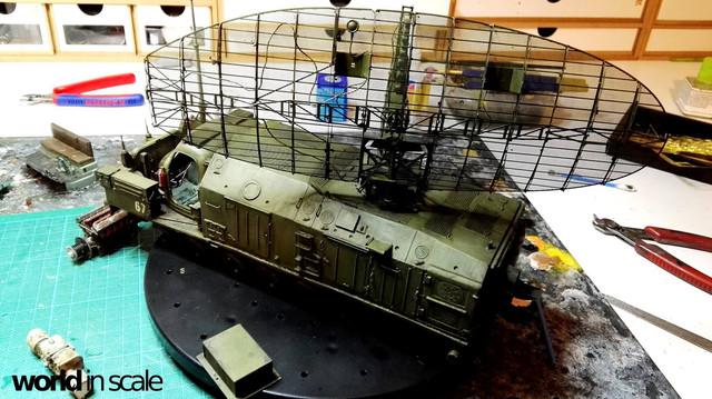 "P-40 ""Longtrack""-Radar - 1:35 v. Trumpeter, Panzershop, ... 19243413_980369582130557_942609016829412091_o"