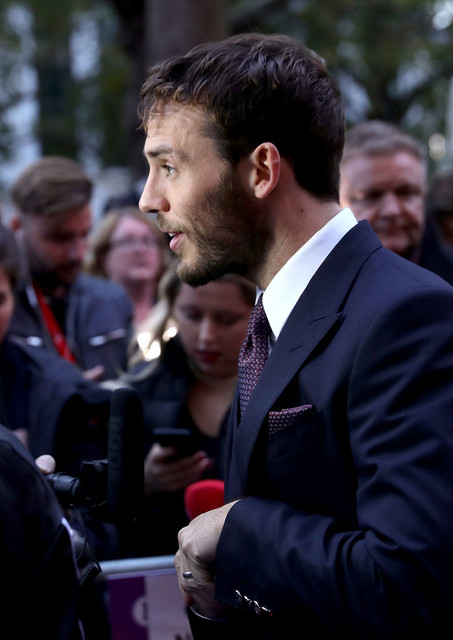 Sam Claflin Journey End European Premiere g VUOJMw QUr2x