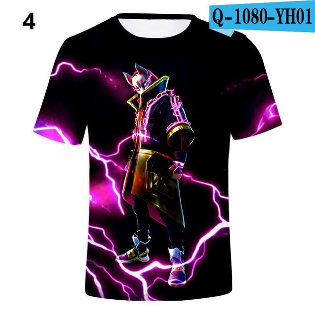Battle-Royale-T-Shirts-Rainbow-Smash-Pony-Horse-Short-Sleeve-Tshirts-3-D-T-shirts-Boys-and-Q1080-YH0