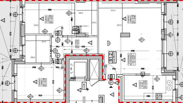 Progetto Casa 85m 3 Stanza Da Letto Con Openspace Forum Arredamento It